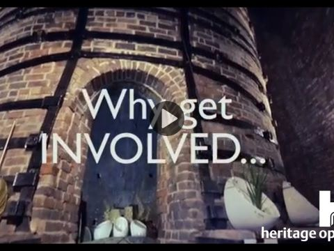 Heritage Open Days 2017 - Why get involved?