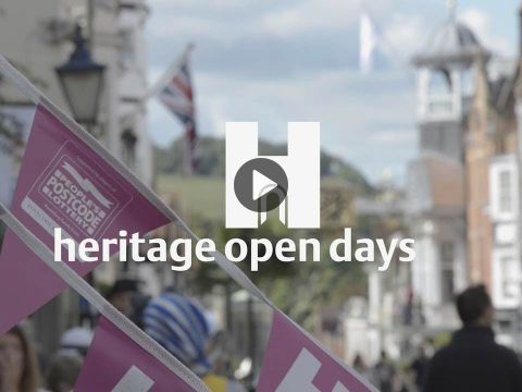 Heritage Open Days 2017 - We're about cities
