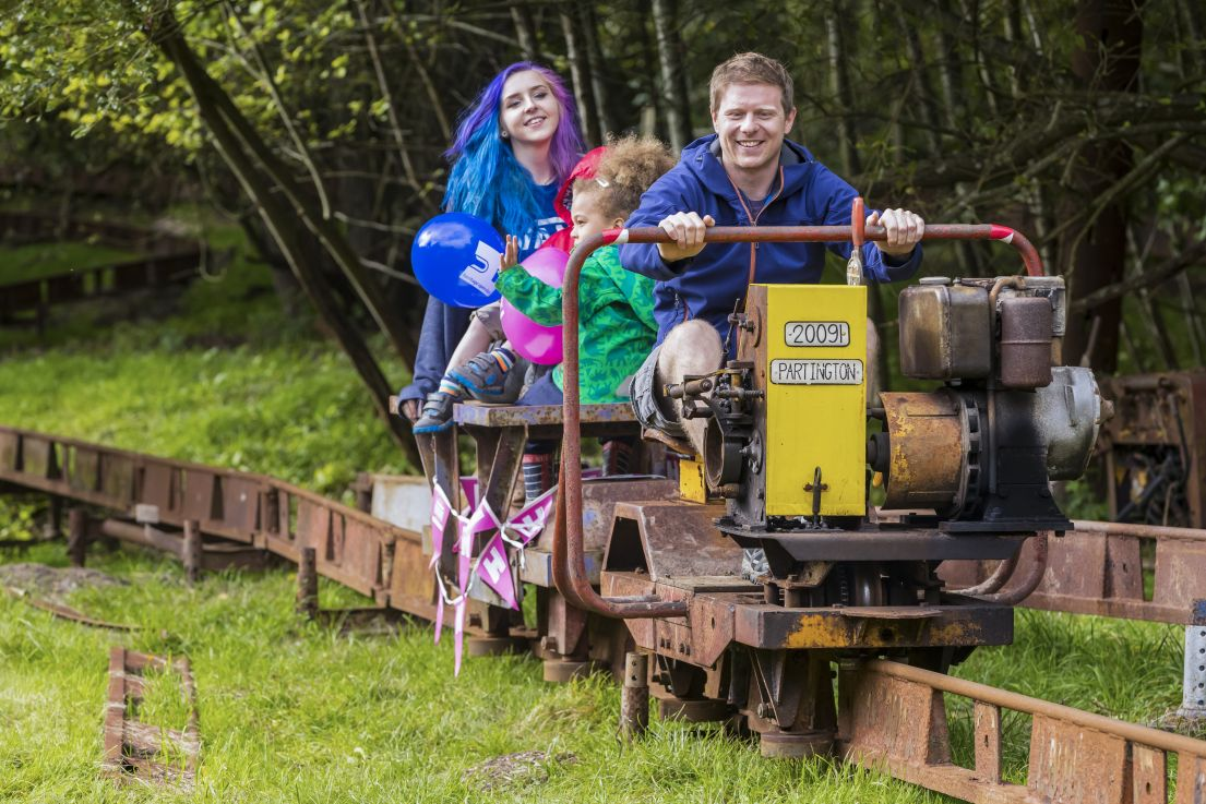 Tanat Valley Light Railway, Oswestry