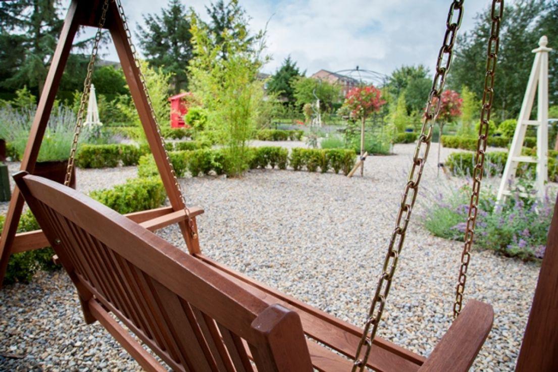 the sensory garden - Sensory Garden