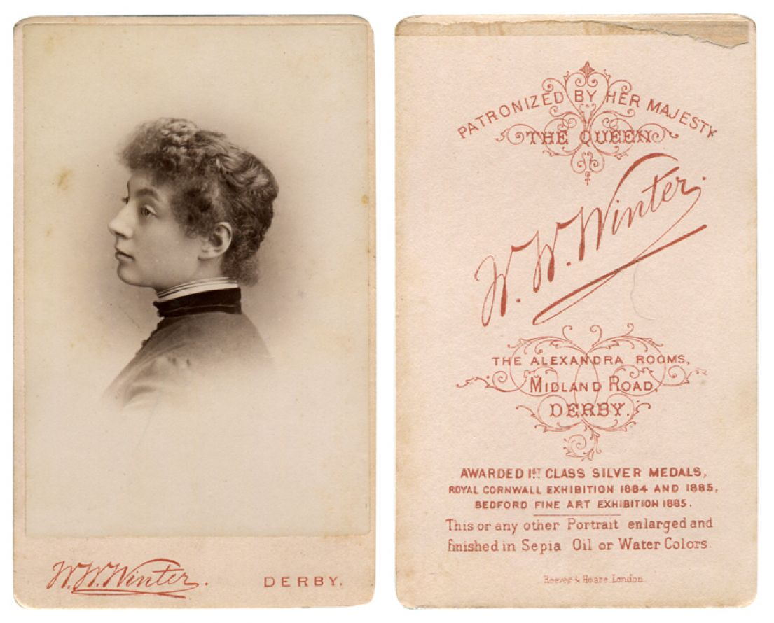 The Carte De Visite Selfie And Lolcats Before Internet